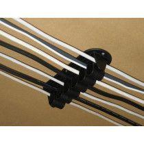 Kabelholder - enkelt klikk-system