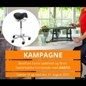 Score Amazone Balance sadelstol med flex