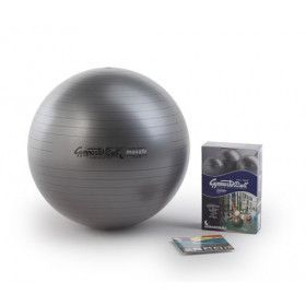 Pilates ball / sitteball til kontoret 75 cm