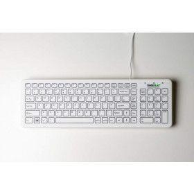 SterileFLAT antibakterielt tastatur – NYHET